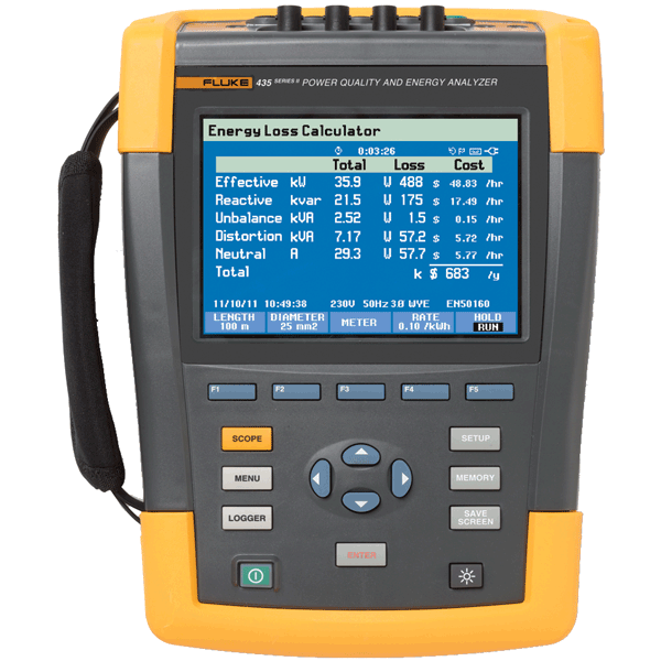 Handheld Power Quality Analyzers