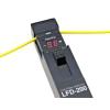 Live Fiber Detectors