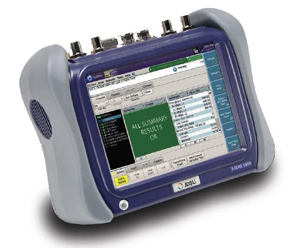 Ethernet Network Tester : Rent jdsu t berd g ethernet ds pdh network tester