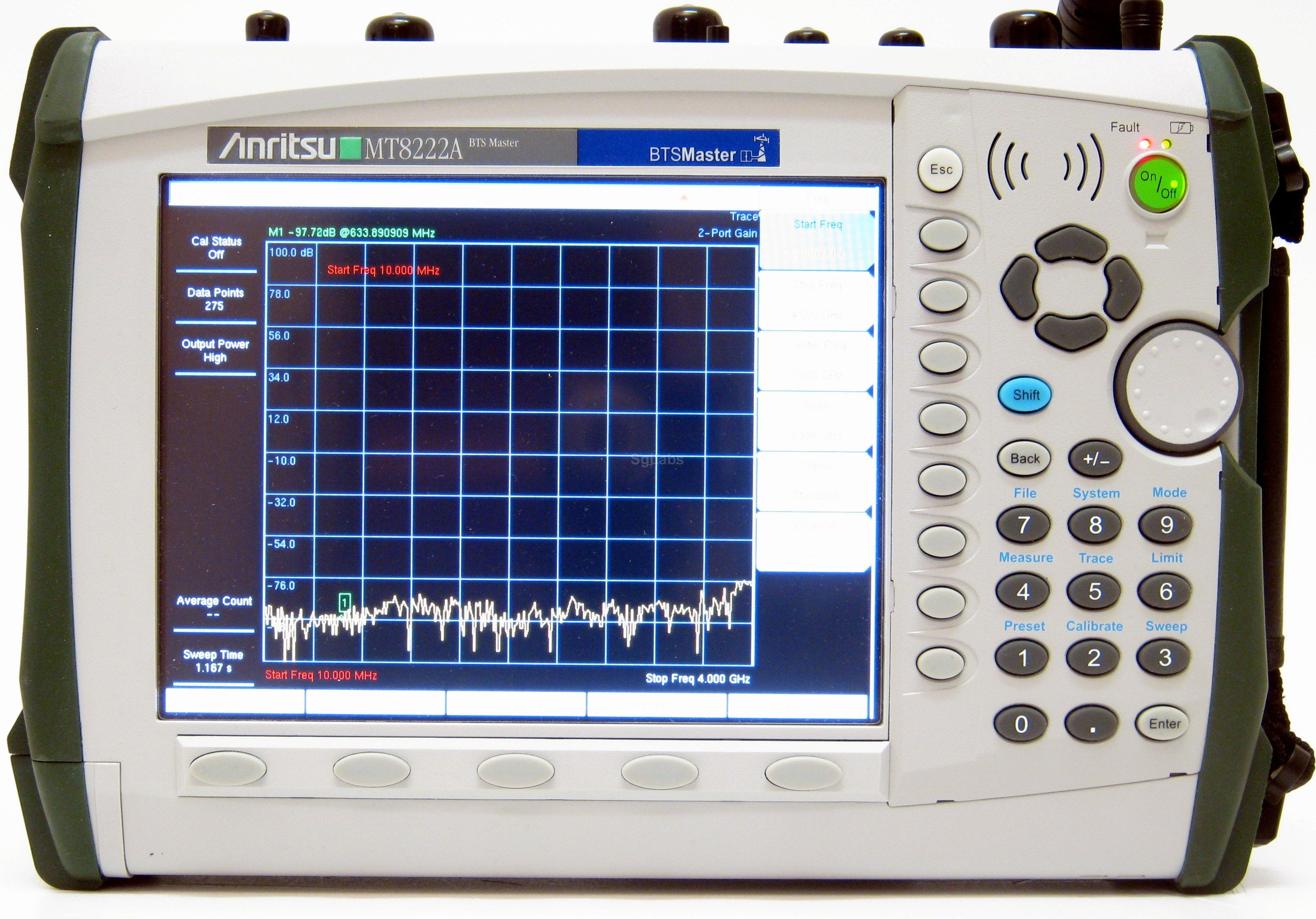 rent anritsu bts master mt8222a base station analyzer rh testrent com