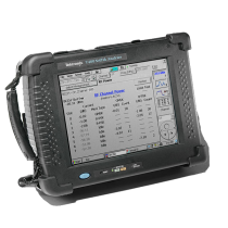 Rent Tektronix Y400 NetTek Analyzer YBT250 BTS Base Station