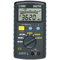 Rent AEMC Megohmmeter Model 1026 1000V Multimeter