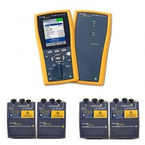 Rent Fluke Networks DTX-1800-MS MFM SFM Fiber Kit
