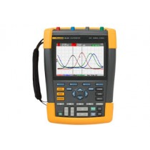 Rent Fluke 190-204 ScopeMeter II 200MHz 4CH 2.5GS/s Handheld Oscilloscope