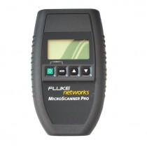 Rent Fluke Networks MicroScanner Pro Cable Verifier