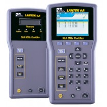 Rent IDEAL LANTEK 6A Cat5e Cat6 Cable Tester Certifier
