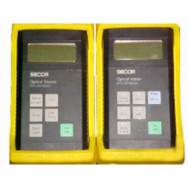 Rent Siecor Corning SM Light Pack Fiber Loss Test Set