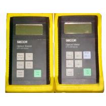 Rent Siecor OTS-311D MM Fiber Loss Test Set
