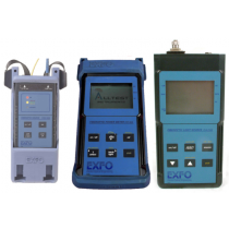 Rent EXFO FOPM FOT-90A  FOS-120A & FLS-210A Test Set