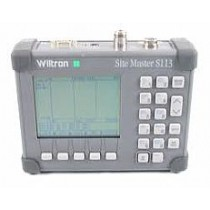 Rent Anritsu S113 Cable Antenna Analyzer 5 to 1200 MHz