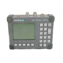 Rent Anritsu S251A Cable Antenna Analyzer 625MHz 2.5GHz