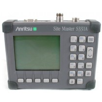 Rent Anritsu Site Master S331A Cable & Antenna Analyzer