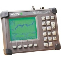 Rent Anritsu S820A Cable Antenna Analyzer 3.3 to 20 GHz