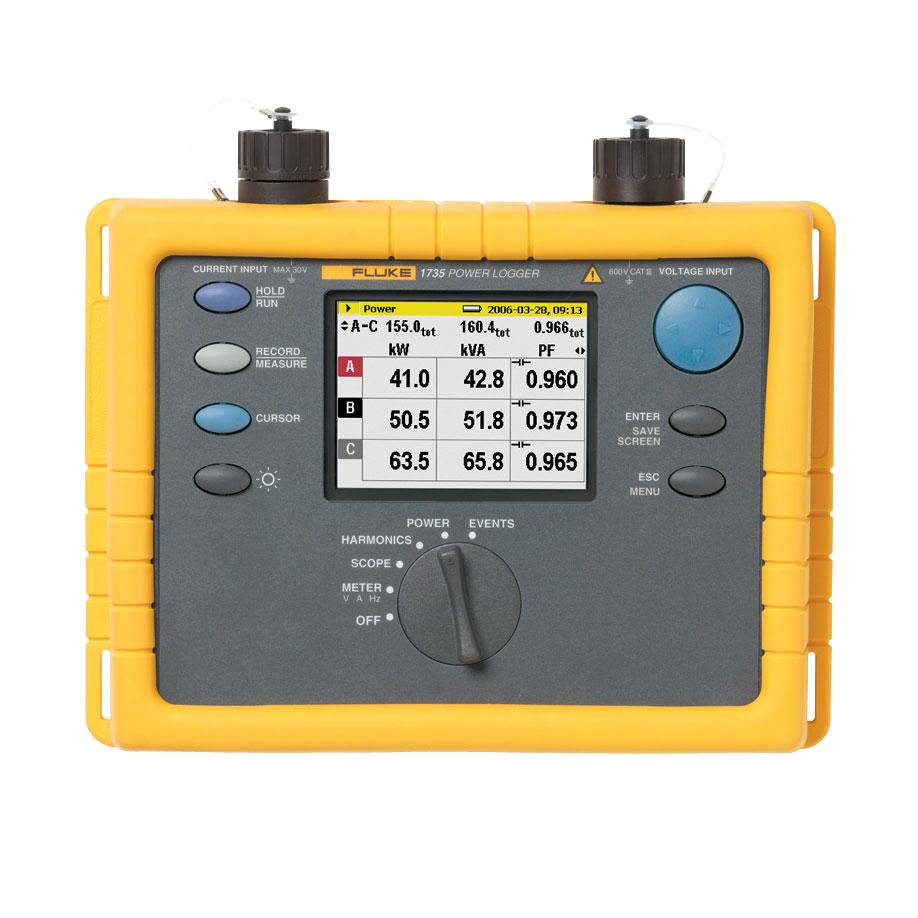 Handheld Power Quality Loggers