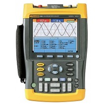 Rent Fluke 196C ScopeMeter Color Oscilloscope