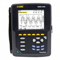Rent AEMC 8335 PowerPad 3 Phase Power Quality Analyzer