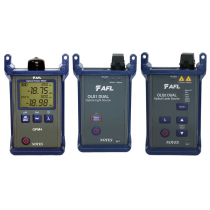 Rent AFL Noyes OPM4 SM MM Fiber Optic Loss Test Set