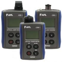 Rent AFL Noyes CKSM-2 SM MM Fiber Optic Loss Test Set