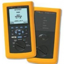 Rent Fluke Networks DSP-4100 Cat6 Digtal Cable Analyzer