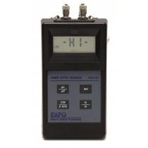 Rent EXFO FOS-124 MM 850/1300nm Fiber Light Source