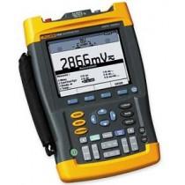 Rent Fluke 192 ScopeMeter 500MS/s Dual-Input 60MHz