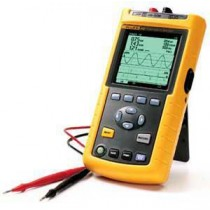 Rent Fluke 43B HandHeld Power Quality Analyzer Meter