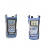 Rent EXFO FPM-600 & FLS-300 SM MM Fiber Loss Test Set