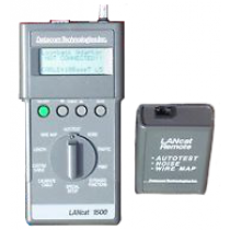 Rent Datacom LANcat 1500 LAN Cable & Activity Tester