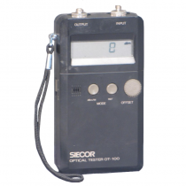 Rent Siecor Corning OT-100 MM Fiber Optical Tester O100