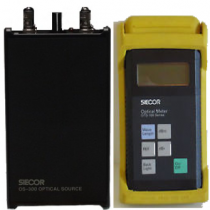 Rent Siecor OTS-110 OS-301 SM MM Fiber Loss Test Set