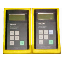 Rent Siecor OTS-300 MM Fiber Optic Loss Test Set