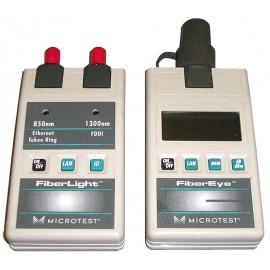 Rent Fluke Microtest FiberLight FiberEye MM Test Kit